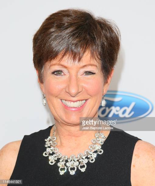 Muffet McGraw attends the 44th Annual Gracies Awards, hosted by The Alliance for Women in Media Foundation at the Beverly Wilshire Four Seasons Hotel...