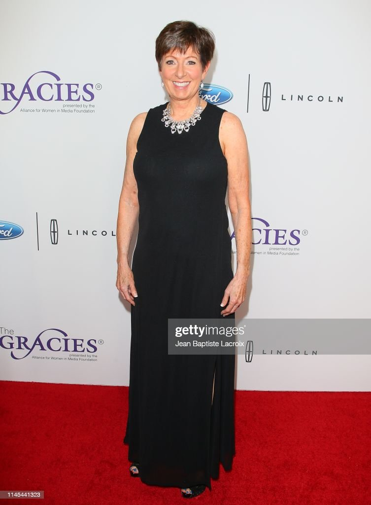 The Alliance For Women In Media Foundation's 44th Annual Gracie Awards - Arrivals : News Photo