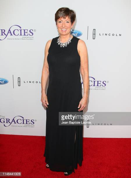 Muffet McGraw attends the 44th Annual Gracies Awards hosted by The Alliance for Women in Media Foundation at the Beverly Wilshire Four Seasons Hotel...