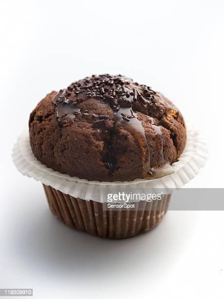 muffin - チョコレートチップマフィン ストックフォトと画像