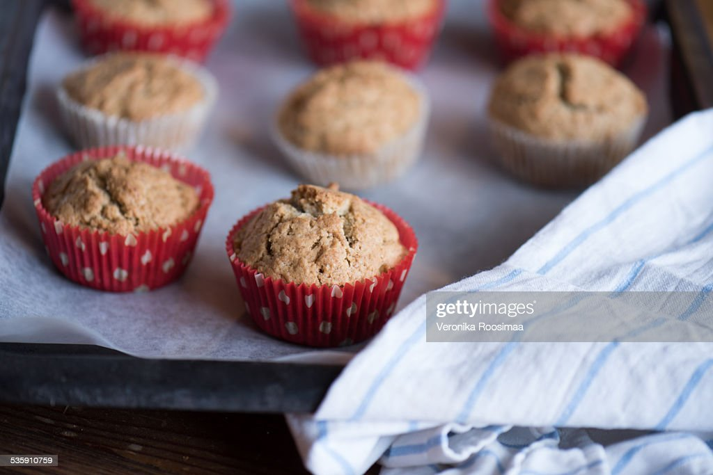 Muffins : Stock Photo