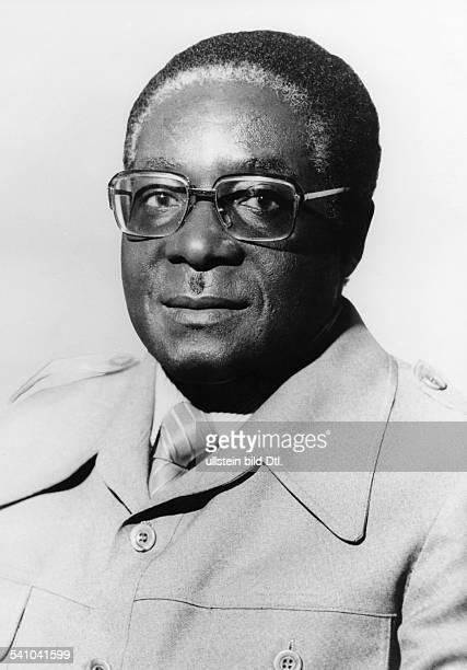 Mugabe Robert *Politiker SimbabweMinisterpraesident 1987