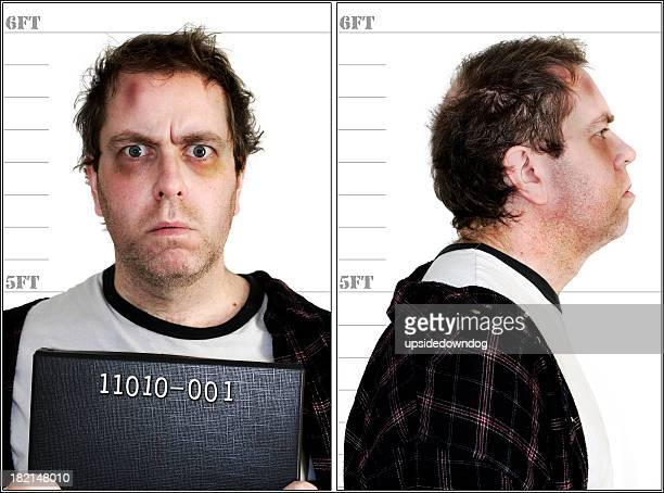 Mugshot-Computer Crime