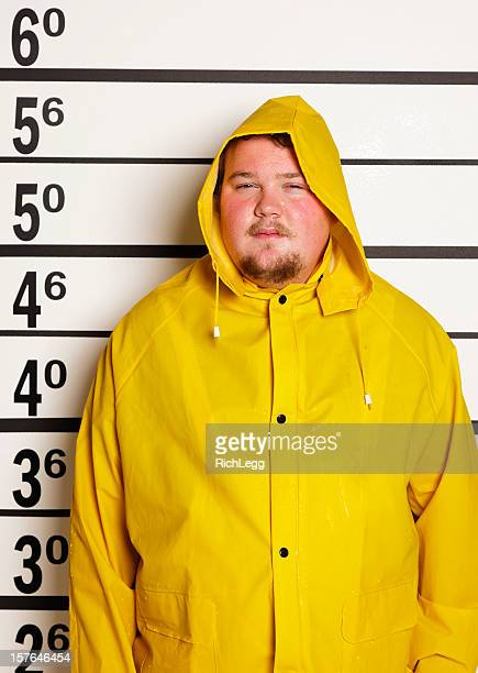 Mugshot of a Fisherman