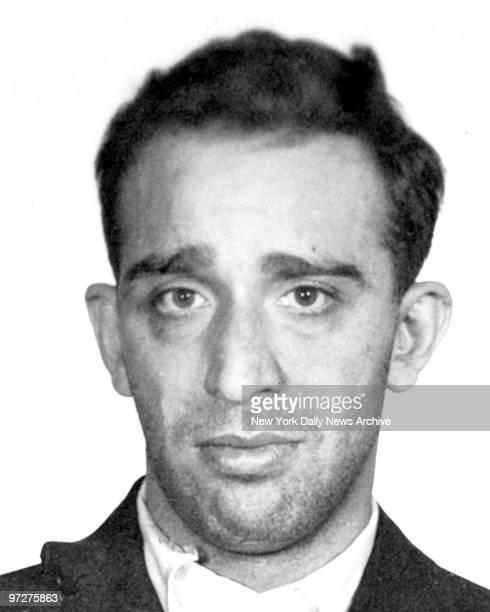 Mugshot of Carmine Persico