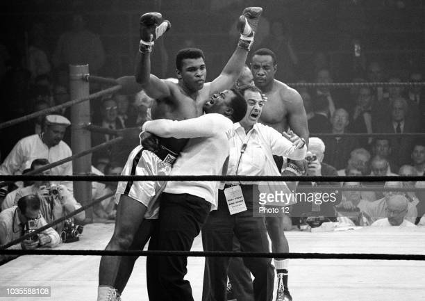 Muhammad Ali American former professional boxer considered among the greatest heavyweights in the sport's history May 25 heavyweight champion...