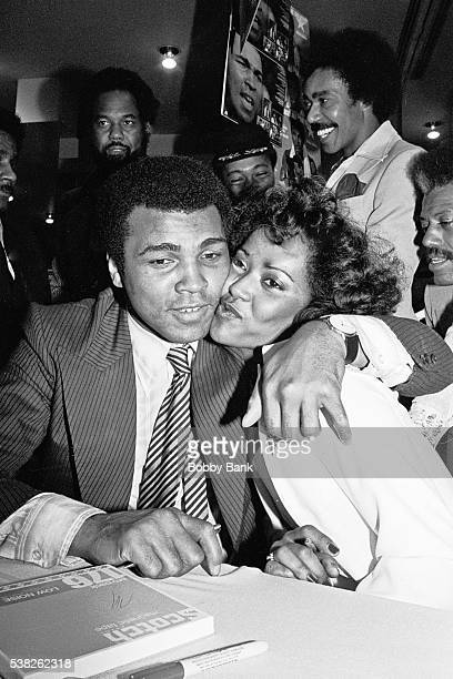 Veronica porsche pictures and photos getty images muhammad ali and veronica porsche at an album signing at sam goody record store in new thecheapjerseys Choice Image