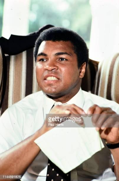 60 Foto e immagini di Muhammad Ali Larry Holmes di ...