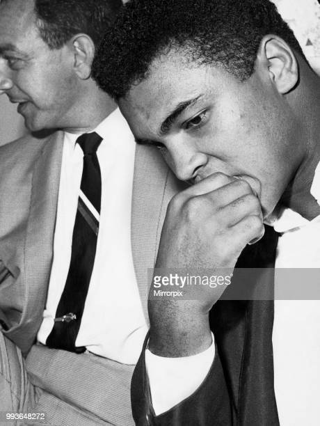 Muhammad Ali born Cassius Marcellus Clay Jr January 17 1942 June 3 2016 was an American professional boxer and activist He is widely regarded as one...
