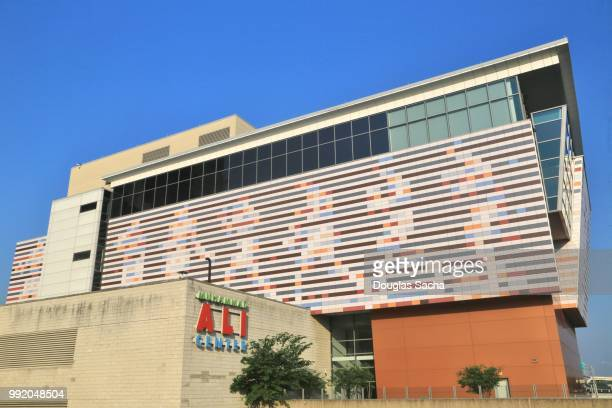muhammad ali center, louisville, kentucky, usa - muhammad ali center stock pictures, royalty-free photos & images
