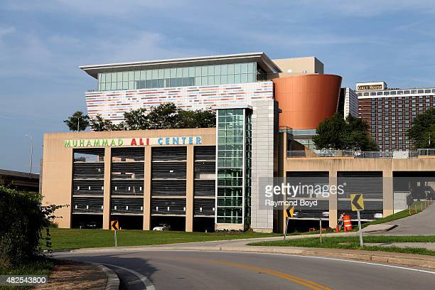 Muhammad Ali Center on July 16 2015 in Louisville Kentucky