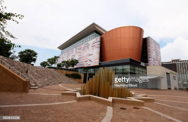 Muhammad Ali Center on May 30 2014 in Louisville Kentucky