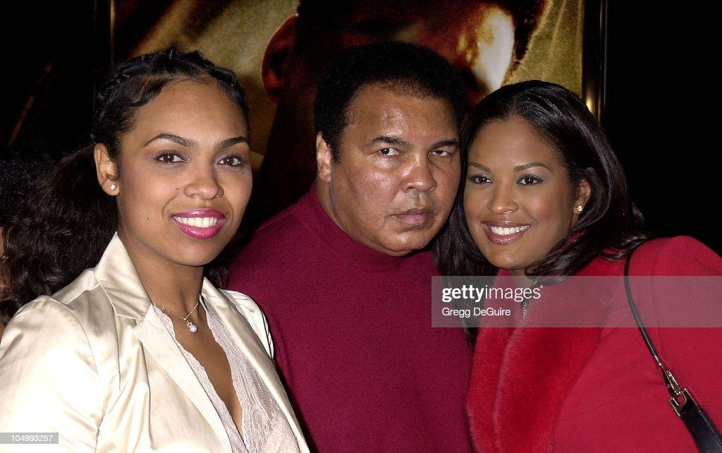 """Ali"" Los Angeles Premiere"