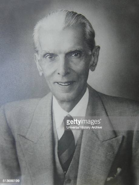 Muhammad Ali Jinnah 25 December 1876 – 11 September 1948 Lawyer politician and the founder of Pakistan Jinnah served as leader of the All India...