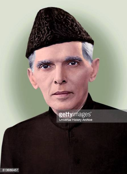 Muhammad Ali Jinnah lawyer politician and the founder of Pakistan Pakistan's first GovernorGeneral from independence until his death