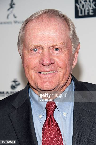 Muhammad Ali Legacy Award recipient Jack Nicklaus attends the 2015 Sports Illustrated Sportsperson of the Year Ceremony at Pier Sixty at Chelsea...