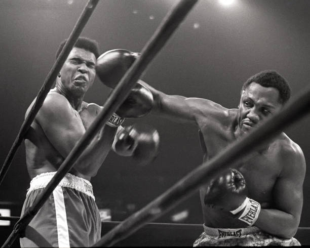UNS: 8th March 1971 - Joe Frazier Versus Muhammad Ali