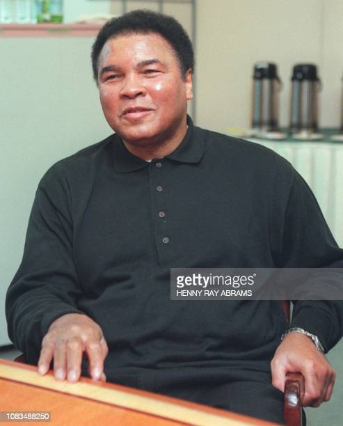 Muhammad Ali the former heavyweight champion discusses the Muhammad Ali Center a living institution which will preserve and share the legacy and...