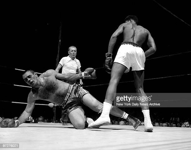 Muhammad Ali's first appearance in Madison Square Garden left little doubt he was born for the big stage Because he was needed by his team 18yearold...