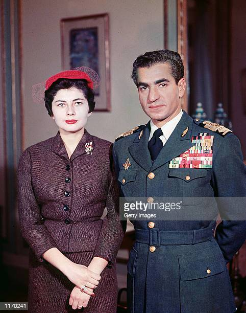 mohammed reza pahlavi stock photos and pictures getty images