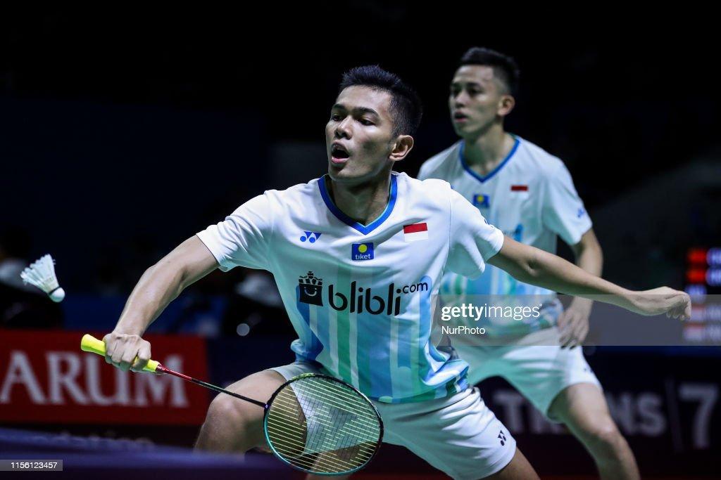 Bli Bli Indonesia Open - Day 2 : News Photo
