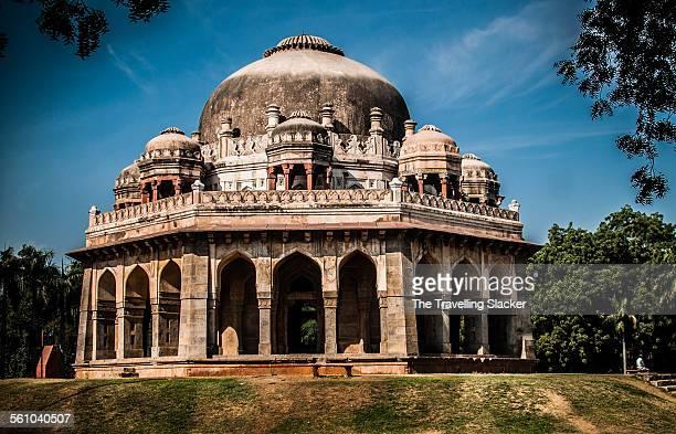 muhammad shah's tomb - cité de l'architecture et du patrimoine photos et images de collection
