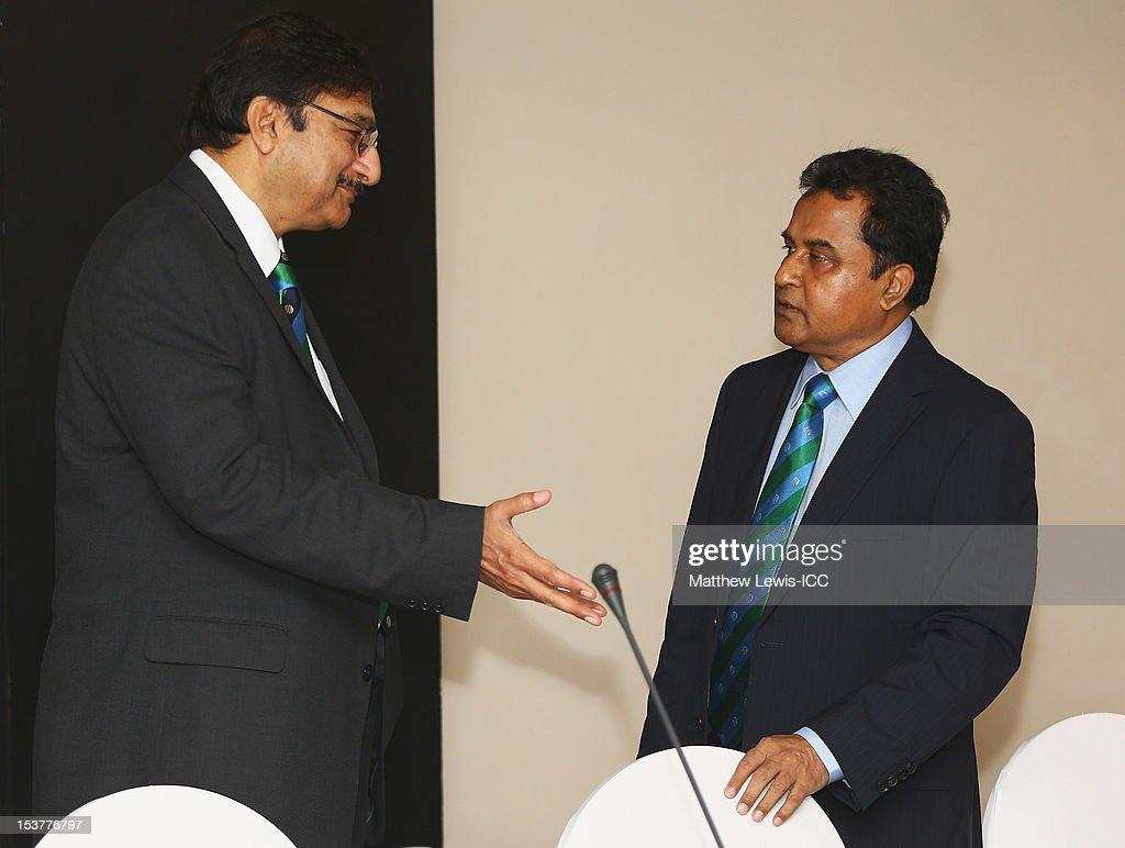 ICC Board Meeting : News Photo