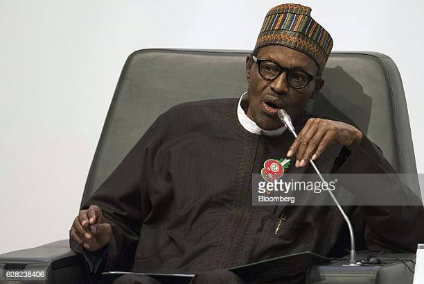 Muhammadu Buhari Pictures and Photos - Getty Images