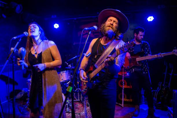ESP: Seafoam Green Concert In Barcelona