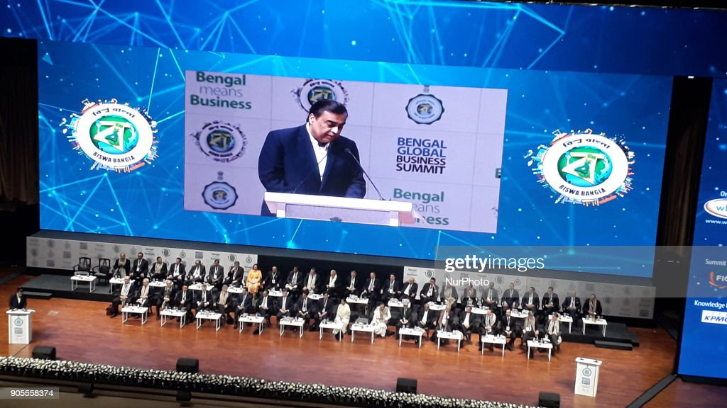 Bengal Global Business Summit