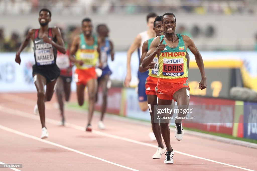 17th IAAF World Athletics Championships Doha 2019 - Day Four : News Photo