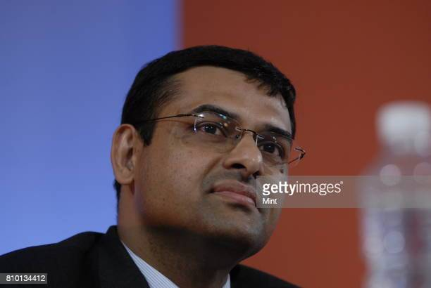 Mukund Rajan Managing Director of Tata Teleservices Ltd attends MINT clarity through Debatetechnology conclave in Mumbai
