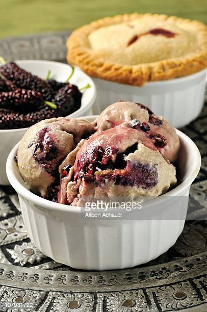 Mulberry Ice Cream