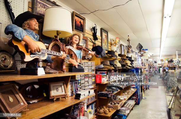 Mule Trading Post interior. ROLLA, MO