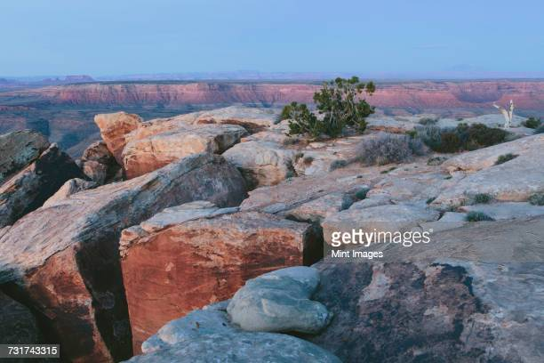 Muley Point and the view of San Juan Canyon in Bears Ears National Monument