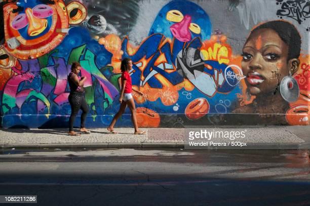 Mulheres de cores - Women of colors