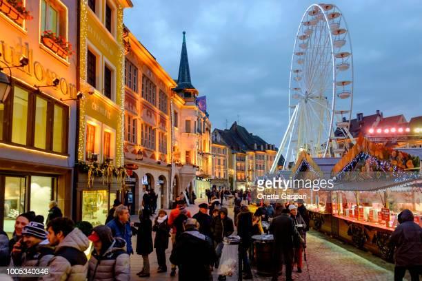 Mulhouse at Christmas (Alsace, France)