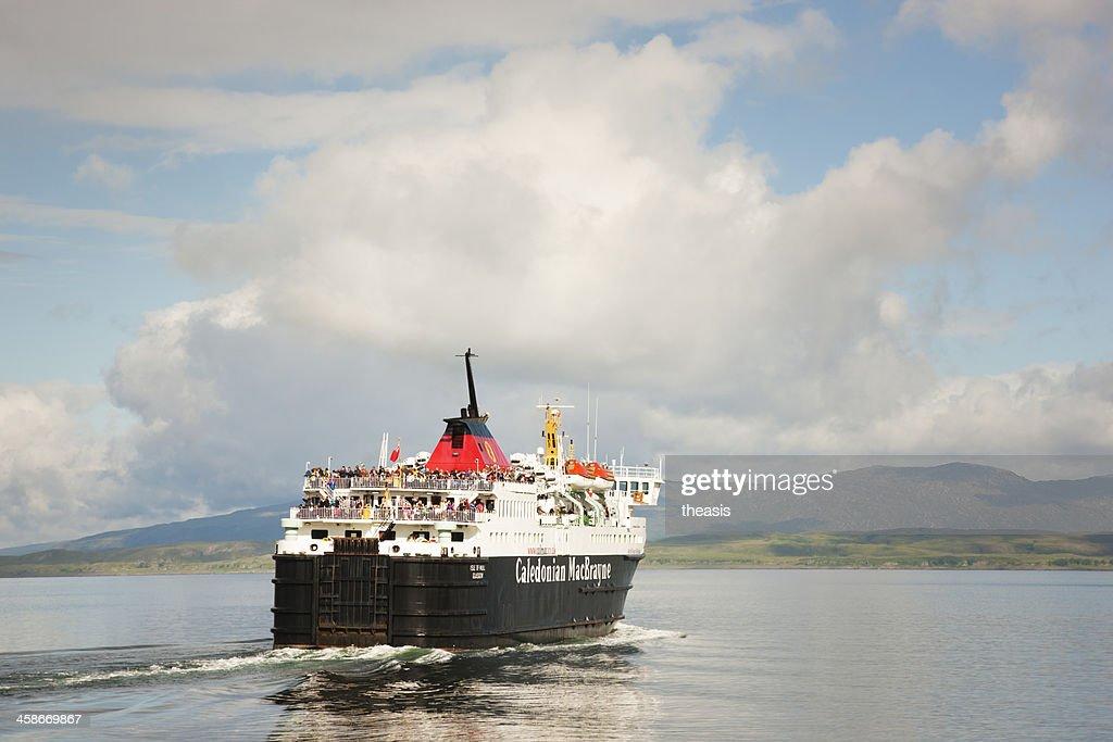 Mull Ferry : Stock Photo