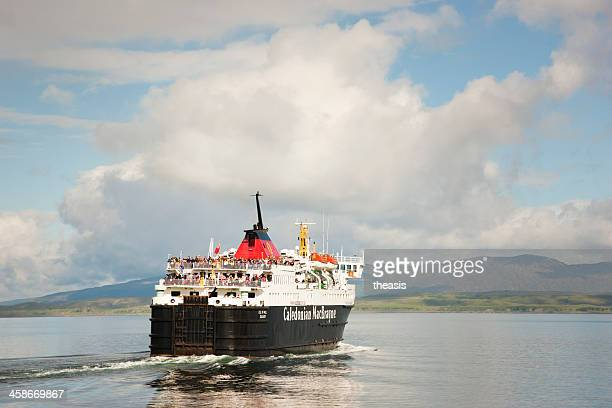 mull ferry - theasis stock pictures, royalty-free photos & images