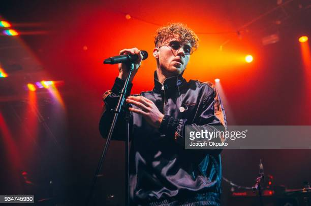 Mullally performs live on stage at The O2 Institute Birmingham on March 19 2018 in Birmingham England