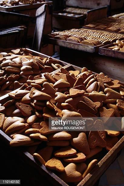 Mulot and Petitjean bakery in Dijon France in 1997