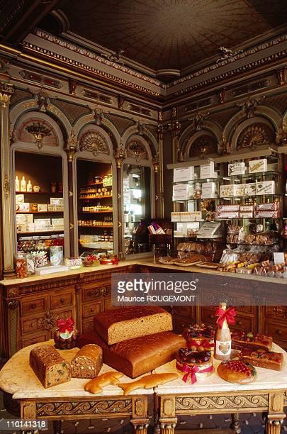 Mulot and Petitjean shop in Dijon France in 1997