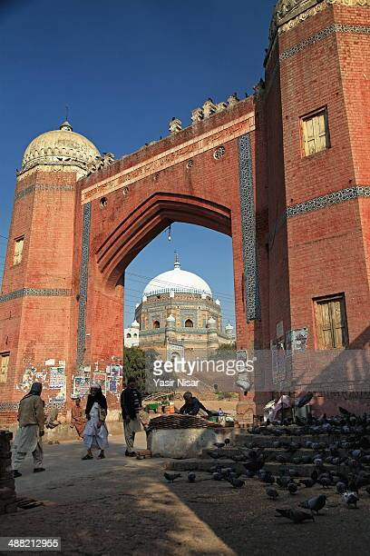multan fort - multan stock pictures, royalty-free photos & images