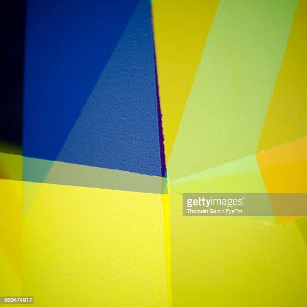 Multi Colored Abstract Background
