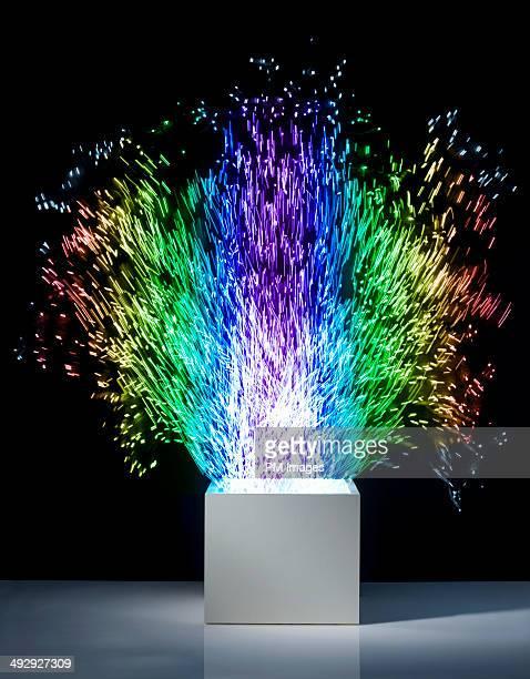 Multi Colored Confetti
