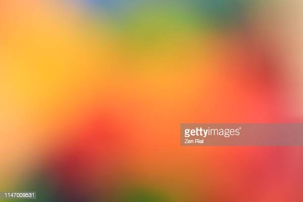 multi colored crayons - gradient stock pictures, royalty-free photos & images