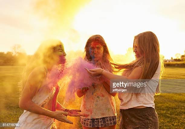Multi colored madness