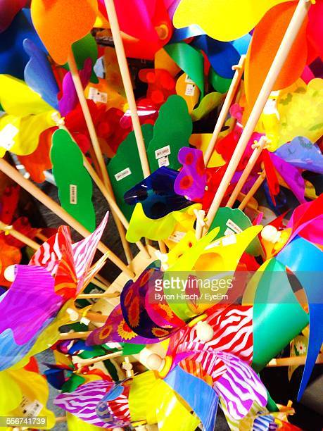 Multi Colored Party Decorations