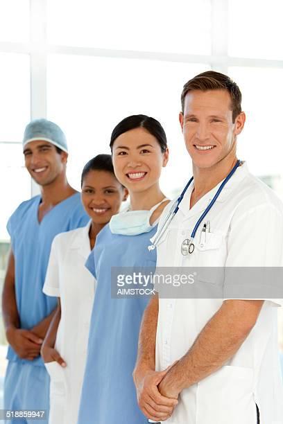 Personnel médicale