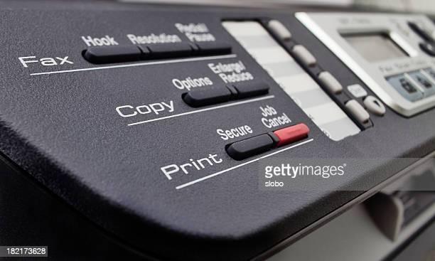 Multi Funcional Office Machine Control